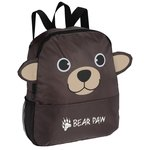 Paws and Claws Backpack - Bear
