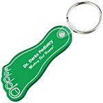 Foot Soft Key Tag
