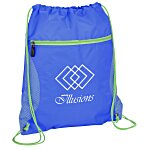 Mesh Pocket Sportpack - Two-Tone