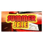Value Outdoor Banner - 5' x 10'