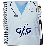 Doctor Notebook Set