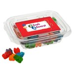 Rectangle Snack Pack - Assorted Gummy Bears