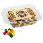 Rectangle Snack Pack - Assorted Sixlets