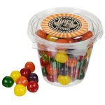 Round Snack Pack - Assorted Fruit Sours