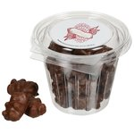 Round Snack Pack - Chocolate Cinnamon Bears