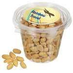 Round Snack Pack - Roasted Peanuts