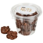 Round Snack Pack - Peanut Clusters