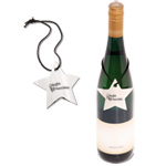 Star Wine Gift Tag