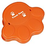 Keep-it Magnet Clip - Paw - Opaque