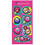 Super Kid Sticker Sheet - Smiley Faces