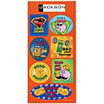 Super Kid Sticker Sheet - Dollars and Cents