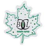 Flat Flexible Magnet - Maple Leaf