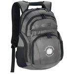 Zebra Computer Backpack