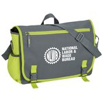 Punch Laptop Messenger Bag - 24 hr