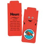 Paws and Claws Magnetic Bookmark - Crab