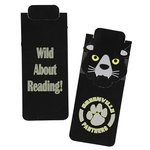 Paws and Claws Magnetic Bookmark - Panther