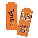 Paws and Claws Magnetic Bookmark - Tiger
