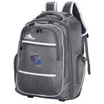 High Sierra Rev Wheeled Laptop Backpack