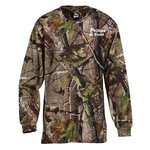 Code V Realtree Camouflage LS T-Shirt