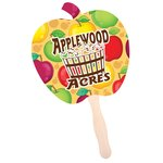 Hand Fan - Apple - Full Color
