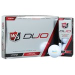 Wilson Duo Golf Ball - Dozen - Quick Ship