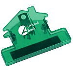 Keep-it Magnet Clip - House - Translucent - 24 hr