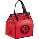 Laminated Non-Woven Insulated Big Grocery Tote