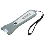 Flat Magnetic Flashlight - Gray