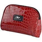 Later Alligator Accessory Bag