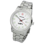 Wenger Field Watch w/Bracelet - Men's