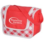 Printed Poly Pro Lunch Box - Gingham