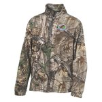 Dri Duck Element 1/4 Zip Nano Fleece Pullover - Men's - Camo