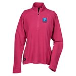 Dri Duck Fusion 1/4 Zip Nano Fleece Pullover - Ladies'