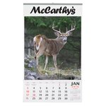 Vertical Wall Hanger - Woodland Whitetail