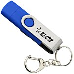 Smartphone USB Swing Drive - 1GB