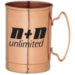 Moscow Mule Straight Mug - 14 oz.