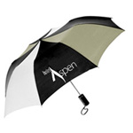 Pallisade Auto Opening Folding Umbrella -Tri-Color-OUTLET