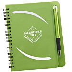 Huntington Notebook Set - Metallic
