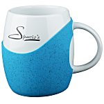 Glitter Rotunda Mug - 12 oz.