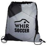 Sport Drawstring Sportpack - Soccer Ball - 24 hr