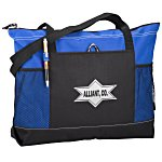 Select Zippered Tote - Screen - 24 hr