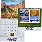 Seasons Across America Calendar - Spiral