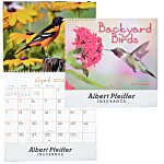 Backyard Birds Appointment Calendar - Spiral
