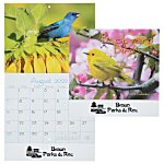 Backyard Birds Appointment Calendar - Stapled