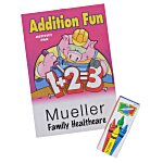 Color & Learn Activity Fun Pack - Addition