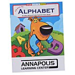 Color & Learn Book - Alphabet