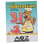 Color & Learn Book - Subtraction