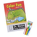 Color & Learn Activity Fun Pack - Colors