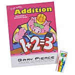 Color & Learn Fun Pack - Addition