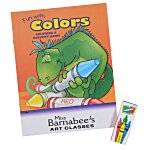 Color & Learn Fun Pack - Colors